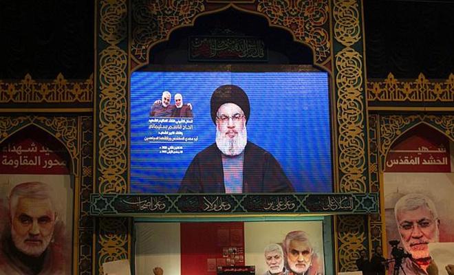 Nasrallah: Trump, asker tabutları yığılmaya başladığında yenildiğini anlayacak