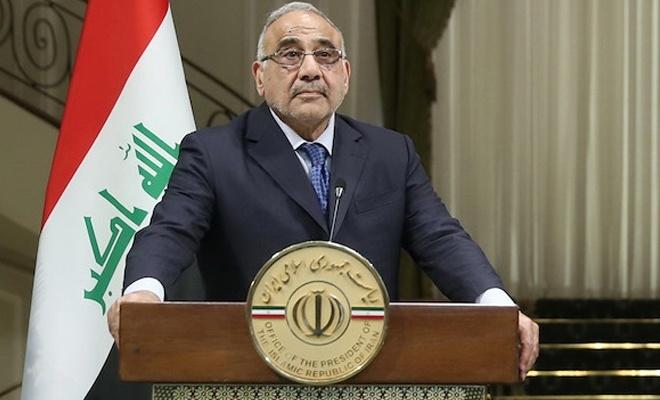 Protestolar sonrası Irak'ta kabine değişikliğine gidilecek