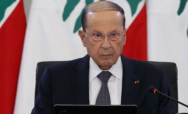 Lübnan Cumhurbaşkanı Avn: Patlamanın yol açtığı maddi hasarın 15 milyar doları aştığı tahmin ediliyor