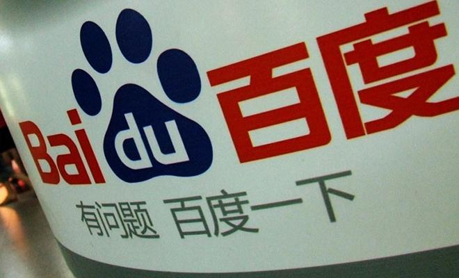 Çinli Baidu Google'ı geride bıraktı