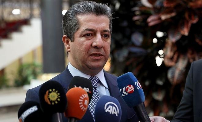 Barzani: Türkiye'nin hedefi PKK