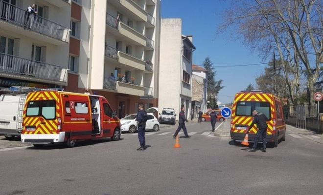 Fransa'da fırın kuyruğunda bekleyenlere bıçaklı saldırı: 2 ölü 4 yaralı