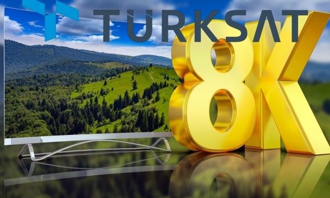 Türksat Ultra HD 8K test yayınıyla dünyada 3. oldu