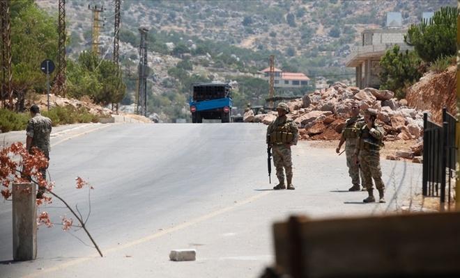 Lübnan ordusu ülkede kapalı istasyonlardaki akaryakıta el koyacak