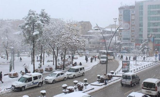 Elazığ`da yarın da okullar tatil