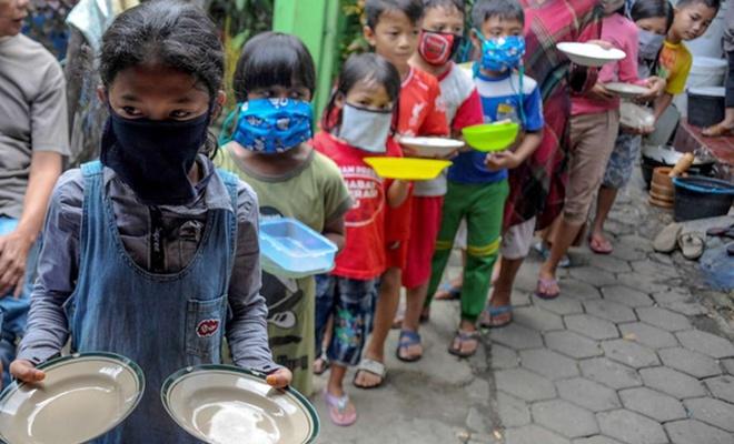 FAO'dan açlık uyarısı