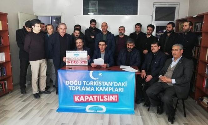 Doğu Türkistanlı kardeşlerimiz politik kaygıya kurban edilmemeli