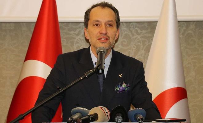 """Yeniden Refah Partisi Genel Başkanı Erbakan: """"En büyük sorun işsizlik"""""""