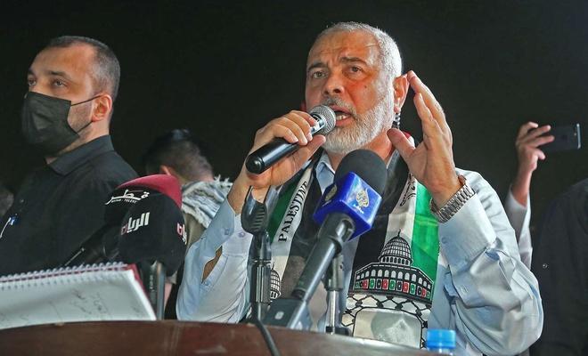Heniyye: Filistin tarihi sınırlarına dönüyor!