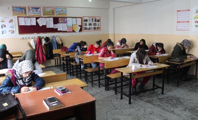'Sınavımız kaybedeni olmayan bir yarışmadır'
