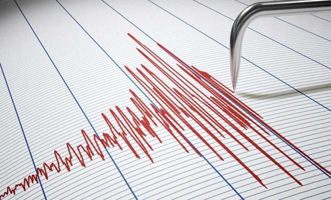 Ege Denizi Datça açıklarında bugün 6 deprem meydana geldi