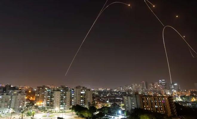 Hamas Siyonistlere roket atanları tutukladı