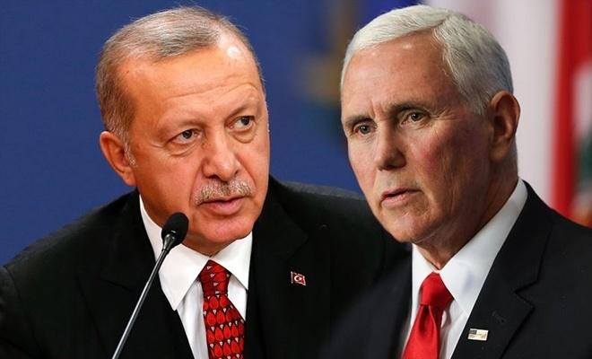Erdoğan, Pence'i kabul edecek