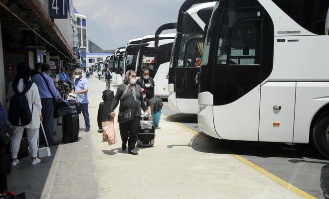 İstanbul'da şehirler arası otobüs bileti fiyatları düştü