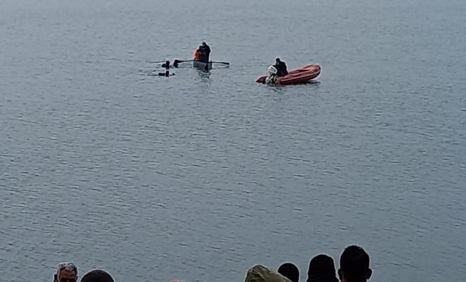 Malatya'da alabora olan balıkçı teknesinde kaybolan kişinin cesedi bulundu
