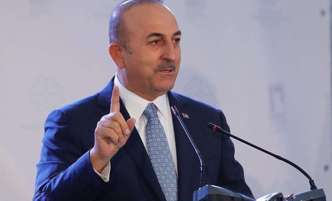 Çavuşoğlu to participate in NATO Foreign Ministers Meeting through VTC