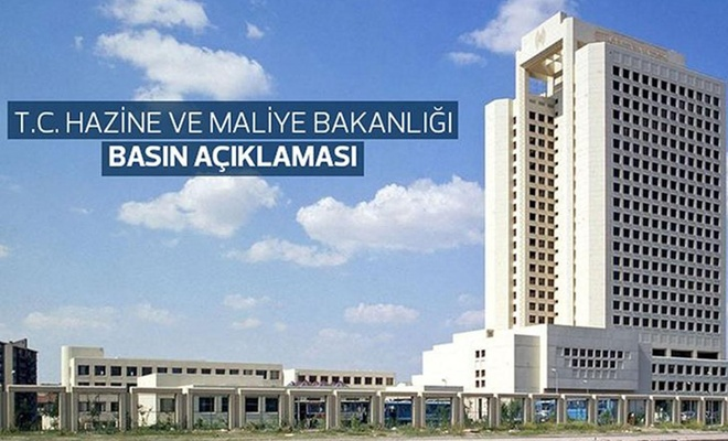 Ekim ayında bütçe 14,9 milyar lira açık verdi