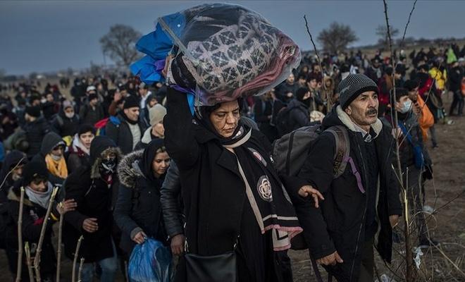 Sığınmacıların zorlu umut yolculuğu