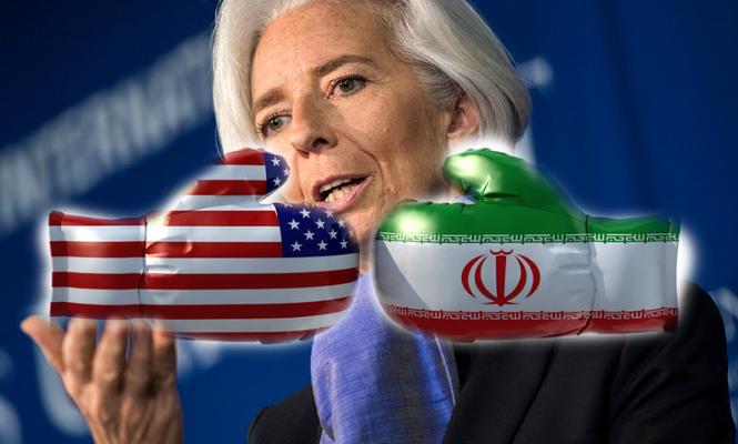 IMF`nin İran politikası değişmeyecek
