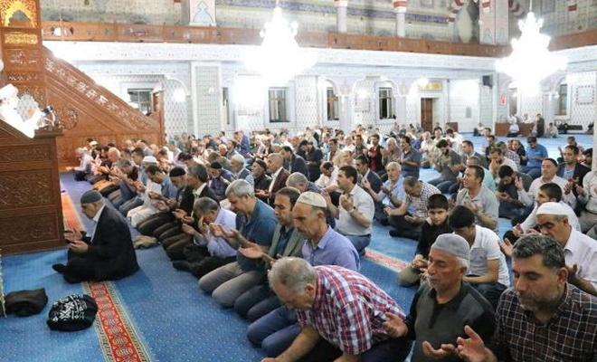 Bingöl`de Kudüs`ün işgalden kurtulması için dualar edildi