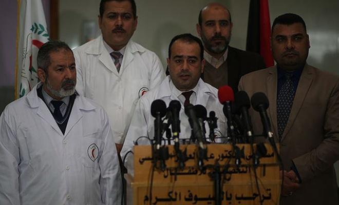 Gazze`de 6 hastanede hizmet durdu