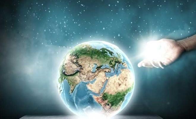 Her an her yerde olan bir enerji var mı?