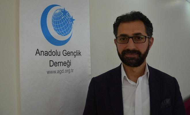 Diyarbakır AGD'den Diyanet İşleri Başkanı Erbaş'a destek
