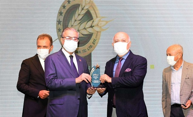 Rota Business İş ve Ekonomi Ödülleri sahiplerini buldu