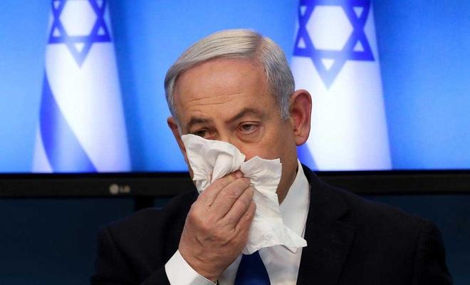"""Terörist Netanyahu: """"Bir ay içinde bir milyon Corona virüs vakası ve on bin ölüm olabilir"""""""