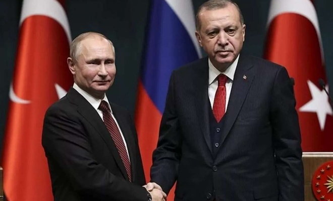 Erdogan û Putîn hevdîtin kirin