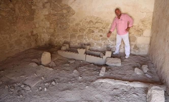 Eyyubi Sultanının mezar ve sandukası bulundu