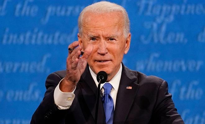 Joe Biden 'ABD geri döndü' dedi