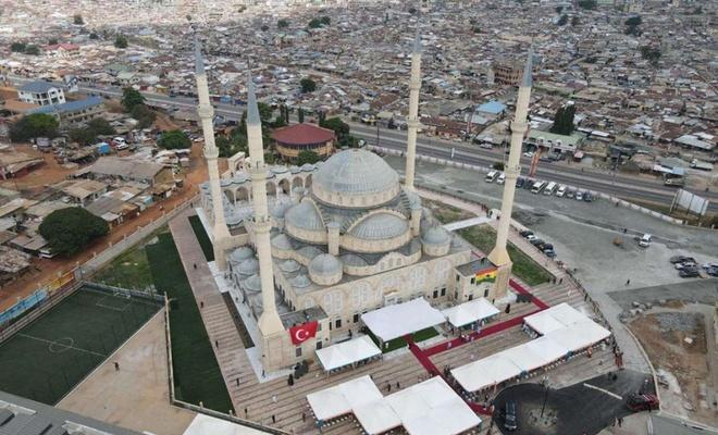 """Diyanet İşleri Başkanı Erbaş: """"İslam şehirleri camiler etrafında hayat buldu"""""""