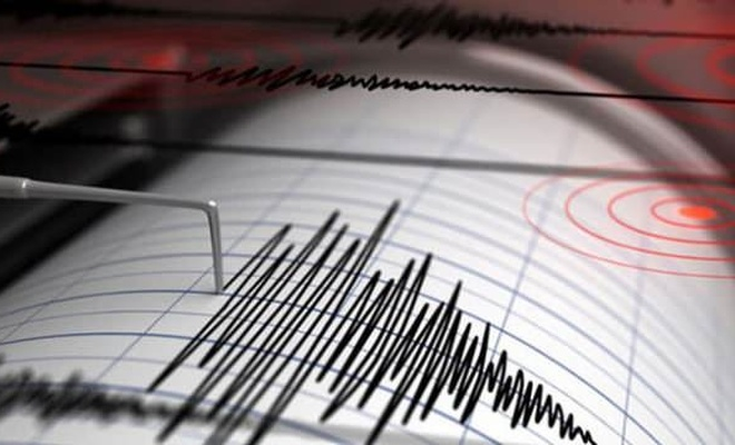 Ankara ve Manisa'nın ardından Akdeniz'de 4.7 büyüklüğünde deprem...