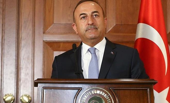Çavuşoğlu`dan Kaşıkçı cinayetine ilişkin açıklama
