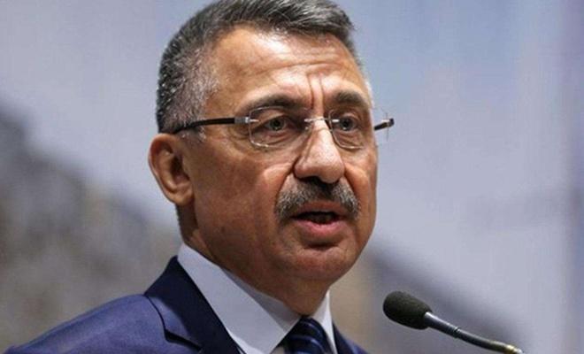 Cumhurbaşkanı Yardımcısı Oktay'dan Yunanistan'a tepki