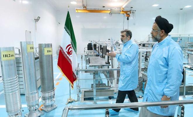 İran yeni adımı duyurdu: Yüzde 60....