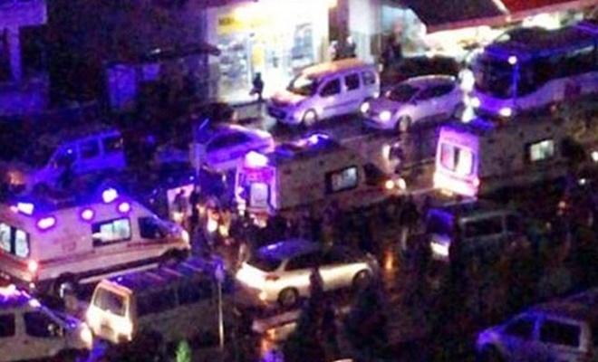 Rize`de `Ölüm yolunda` kaza: 1 ölü, 1 yaralı