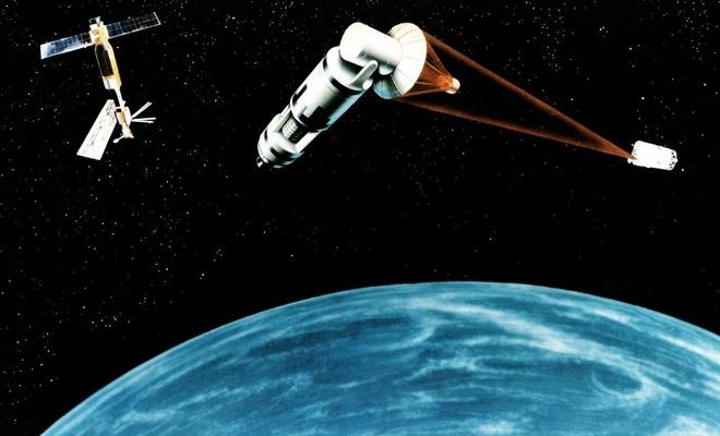 ABD: Rusya ve Çin uzayı savaş alanına çevirdi