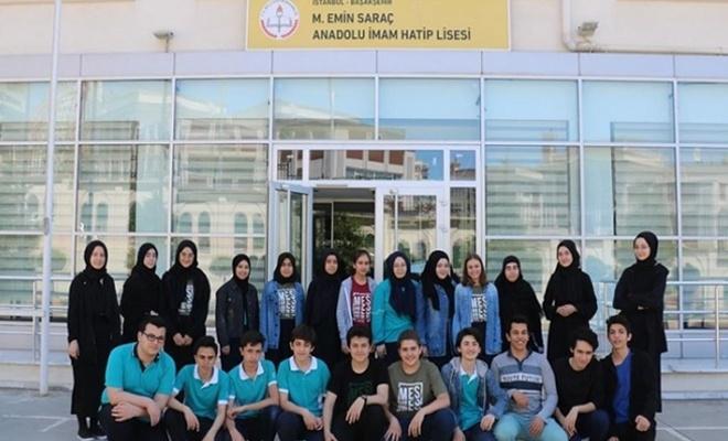 BU  İmam-Hatip Lisemizde 4 dilli eğitim veriliyor