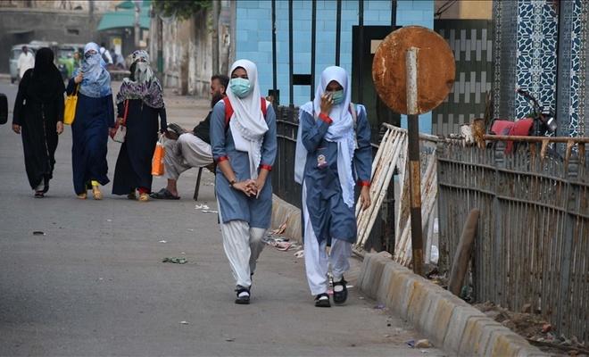 Pakistan, Endonezya, Malezya'da Kovid-19 salgınına ilişkin gelişmeler
