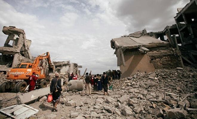 Mart ayının başından bu yana Yemen'deki çatışmalarda 8 çocuk öldü, 33'ü yaralandı
