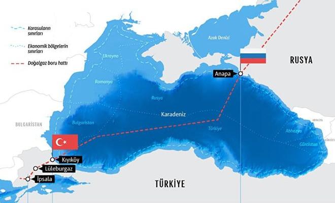 ABD, TürkAkım projesindeki ülkeleri tehdit etti