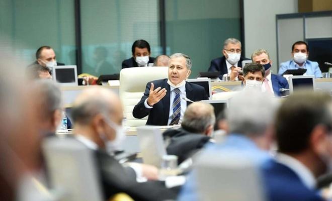 """İstanbul'da """"Filyasyon Çalışmaları Takip Kurulu Toplantısı"""" gerçekleştirdi"""
