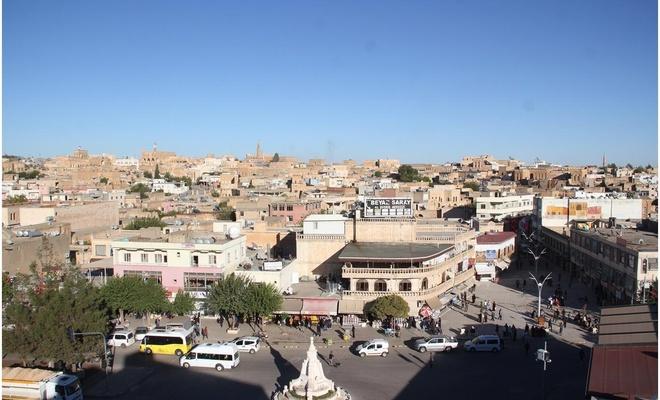 Midyat'ta bir mezra karantinaya alındı