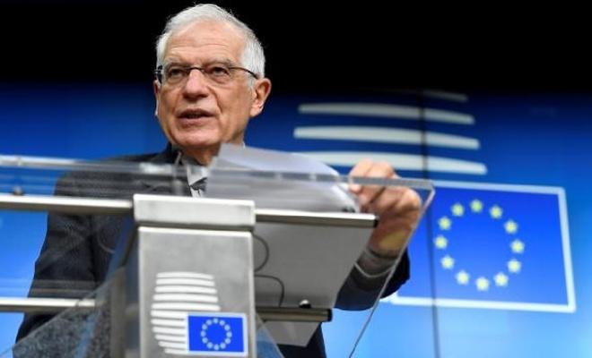 Borrell: AB Türkiye'ye yardım etmek zorunda