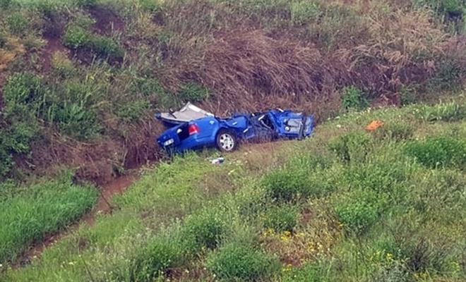 Feci kaza! 2 polis hayatını kaybetti