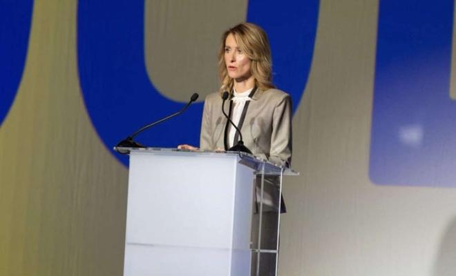 Estonya'nın yeni Başbakanı Kaja Kallas oldu