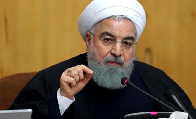 Ruhani'den nükleer açıklaması! Hepimiz çaba göstermeliyiz