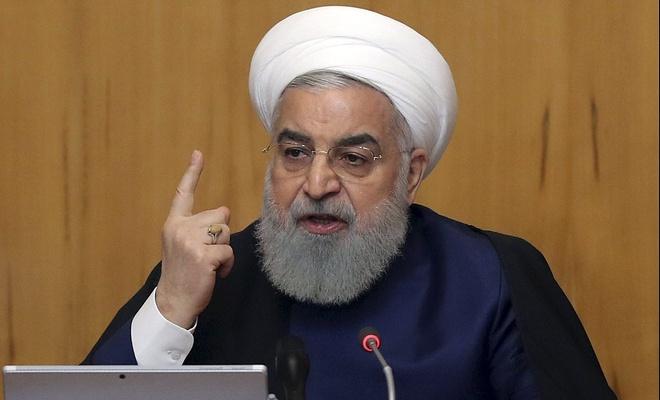 İran Cumhurbaşkanı Ruhani'den koronavirüs açıklaması!